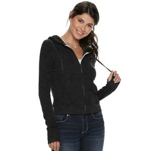 SO Perfect Hoodie with Thumbholes